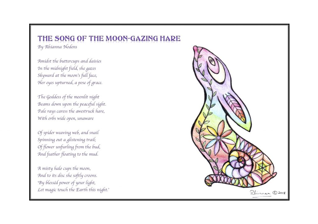 The Song of the Moon-Gazing Hare