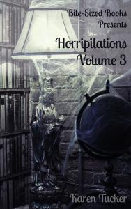 Horripilations Volume 3 cover
